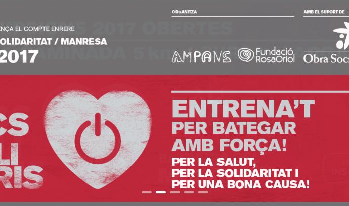 4a edició de Batecs Solidaris a Manresa