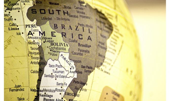 Bola del món. Font: JR. Álvaro González (flickr.com) Font: