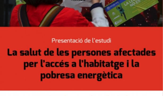 La salut de les persones afectades per l'accés a l'habitatge i la pobresa energètica