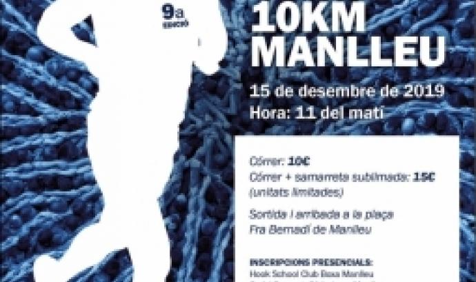 Cursa popular de Manlleu per La Marató