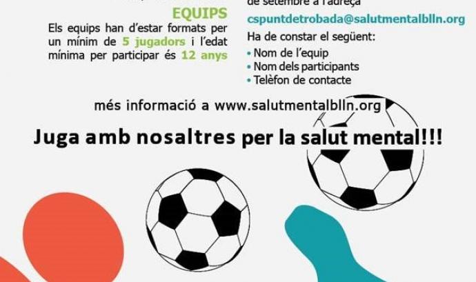 7è Torneig de Futbol Sala Inclusiu de Martorell