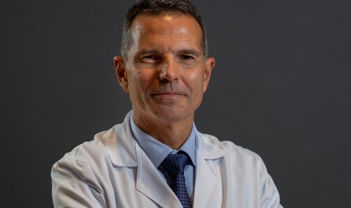 El Dr. Xavier Ruyra, president i fundador de CardioDreams. Font: Vicenç Caro