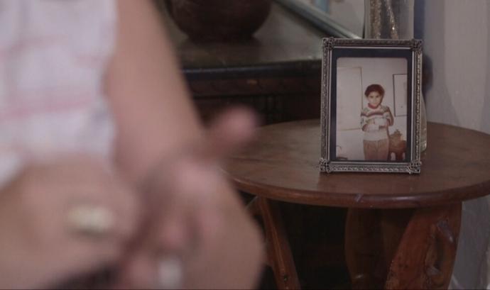 La campanya de Save the Children vol sensibilitzar la població sobre el dolor de les víctimes d'abús sexual infantil. Font: Save the Children