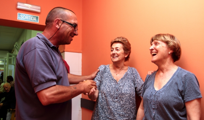 Arrels busca voluntaris que aquest estiu acompanyin persones sense llar Font: