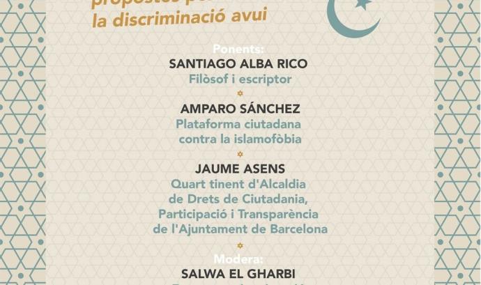 Actuar contra la islamofòbia: Propostes per combatre la discriminació avui