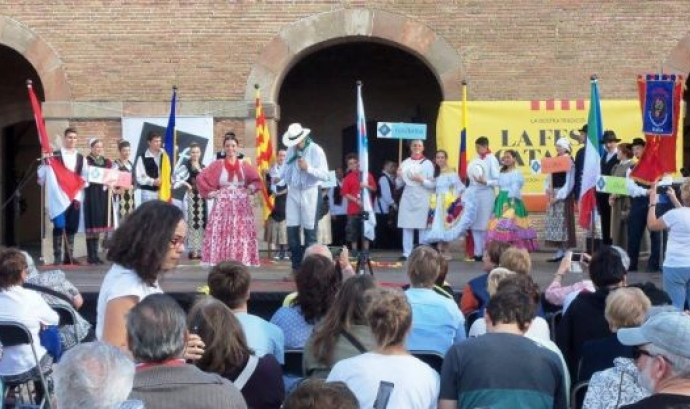 43 enes Jornades Internacionals Folklòriques de Catalunya (font: Adifolk) Font: