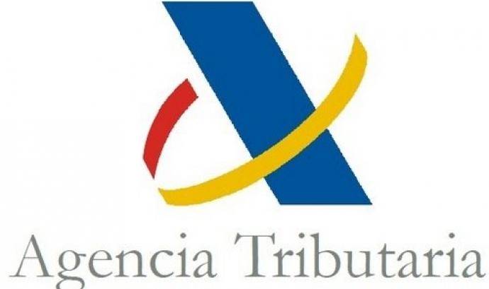 Logotip Agència Tributària Font: