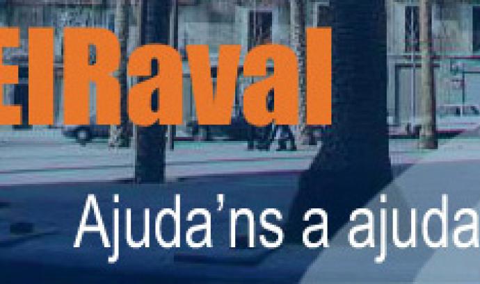 AEIRaval - Ajuda'ns a ajudar! Font: