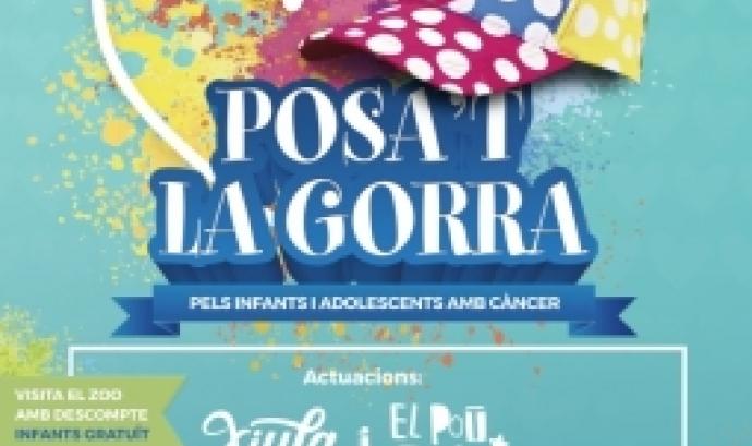 L'objectiu és recaptar fons pels infants i adolescents amb càncer. Font: AFANOC.