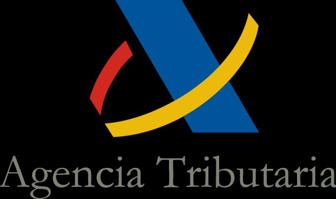 El logotip de l'Agència Tributària. Font: Agència Tributària Font: