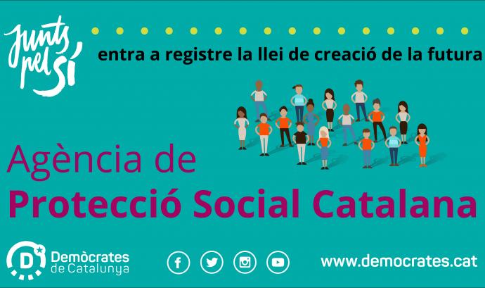 L'Agència de Protecció Social pretén centralitzar totes les prestacions i recursos socials de Catalunya