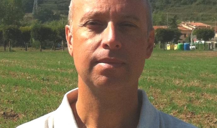 Alfons Tiñena, president del Consell de les Associacions de Barcelona