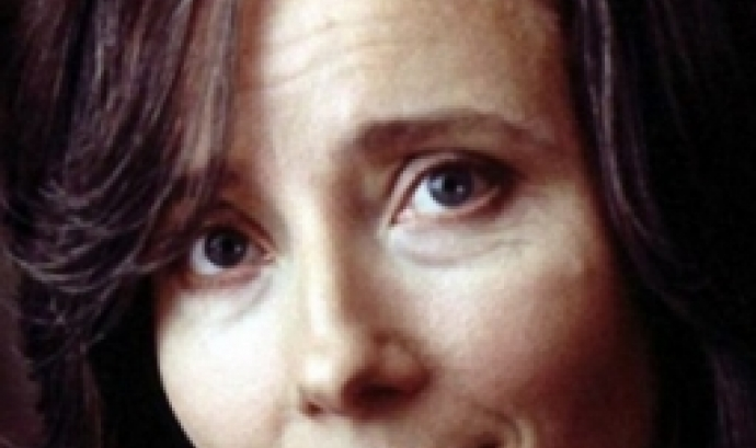 Emma Thompson, actriu de la pel·lícula 'Amar la vida'. Font: elFinalde