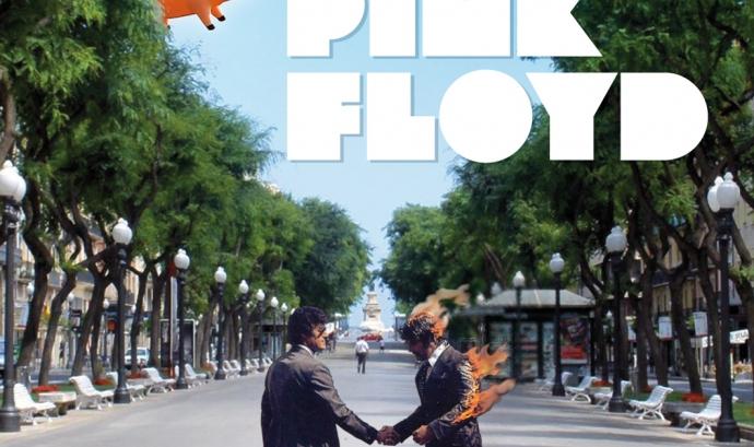 Cartell del concert - tribut a Pink Floyd de l'aMt