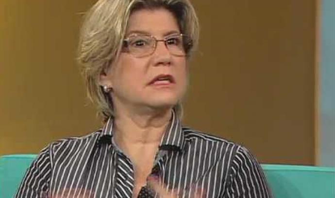 Ana Lodi, reconeguda activista pels drets LGTBI a Brasil.