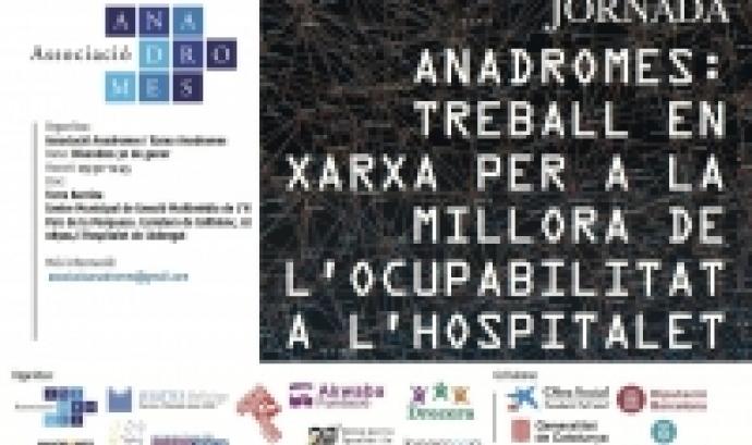 Jornada Anadromes: treball en xarxa per a la millora de l'ocupabilitat a L'Hospitalet