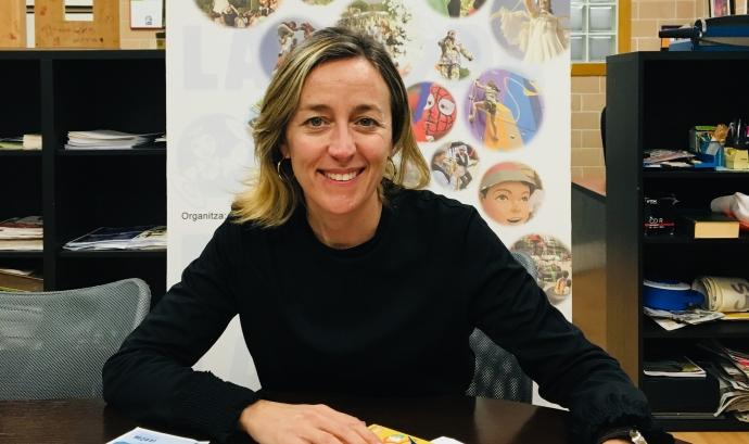 Anna Corbella, directora de la Fundació La Roda Font: Fundació La Roda