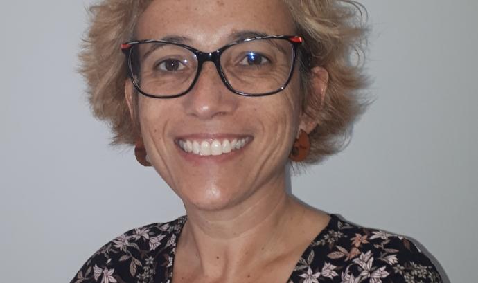 Anna Rosell, psicòloga i docent a l'Escola d'Estiu del Voluntariat 2021. Font: Anna Rosell