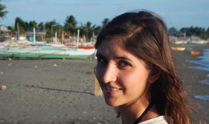 Anna Sans, coordinadora d'activitats i projectes de La Casa del Mar Font: