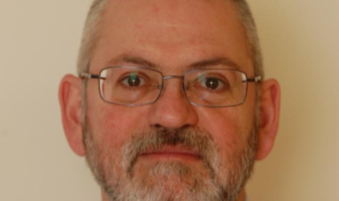 Antoni Pigrau, coordinador del grup de recerca que ha escrit el codi. Font: URV Font: