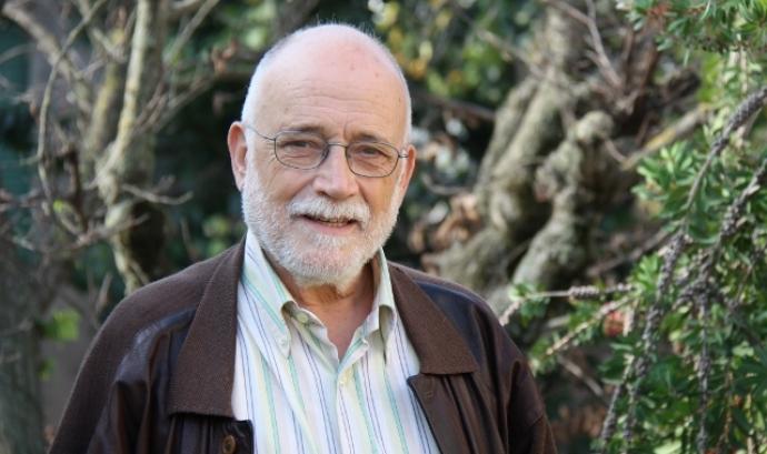 Als 69 anys, l'Arcadi Oliveres segueix implicant-se en múltiples causes. Foto: Mar Serra Font: