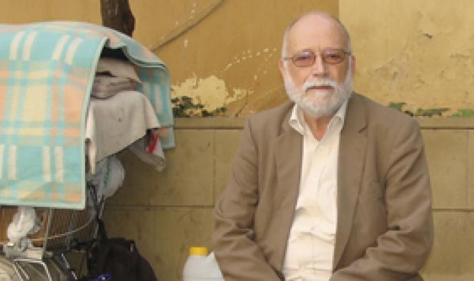 Arcadi Oliveres, president  de Justícia i Pau Font: