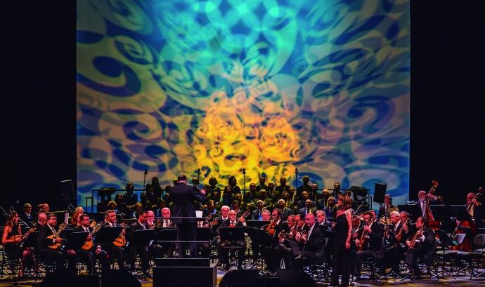Concert solidari amb Mans Unides d'Ars Tunae i la Coral Canigó