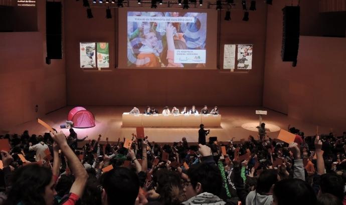 Girona va acollir l'any passat l'Assemblea General de MEG. Font: