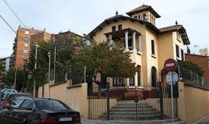 Ateneu Municipal de Rubí. Font: Rubitv.cat