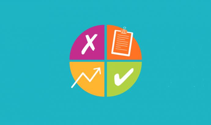 El programa ensenya a les organitzacions a avaluar els seus programes de manera sistemàtica. Font: Taula del Tercer Sector