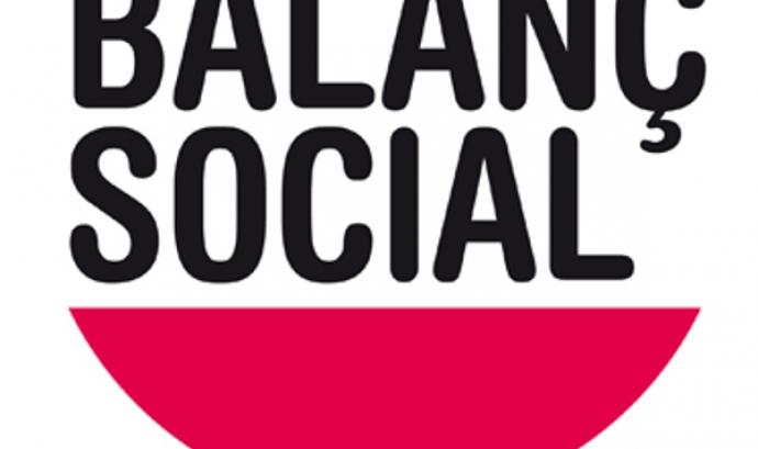 Balanç social. Font: Xarxa d'Economia Solidària