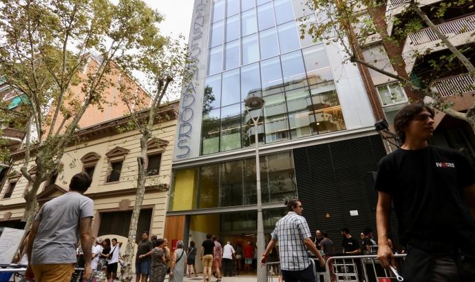 Nou equipament a l'antic edifici de Transformadors. Font: Ajuntament de Barcelona