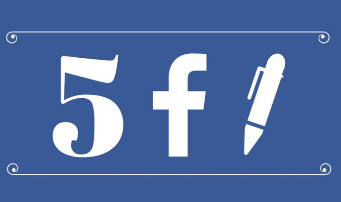 5 formes de publicar a Facebook Font: Colectic