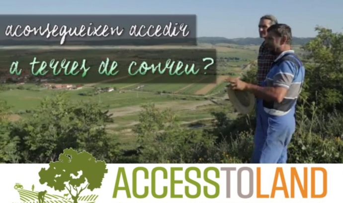 Les dificultats per accedir a la terra per a la nova pagesia agroecològica  Font: Acces to Land