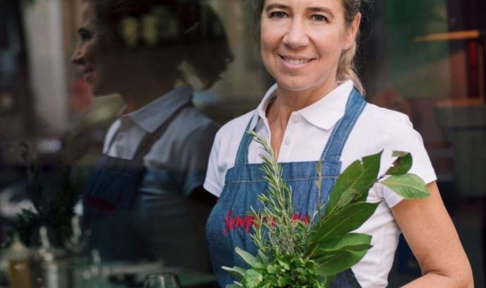 La cuinera Ada Parellada del restaurant Semproniana elaborarà el menú del dinar per la Natura
