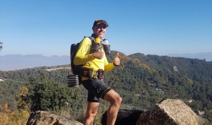 Albert Bosch participarà en l'Ultra Clean Marató al maig 2018 Font: Albert Bosch