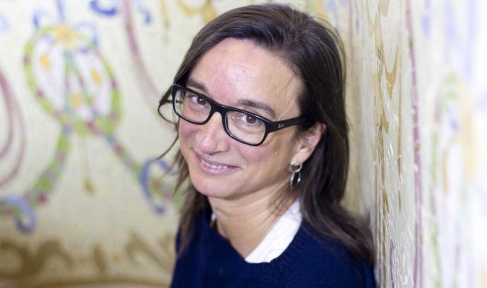 Marta Masats, actual presidenta de l'entitat Font: Associació Cultural Casa Orlandai
