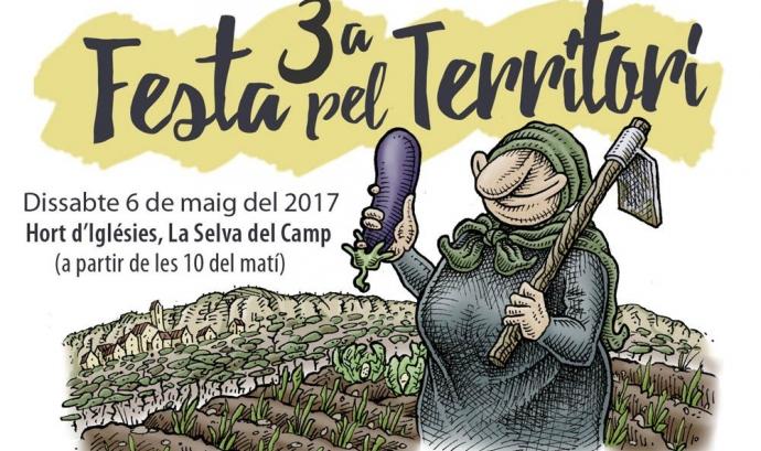 Tercera Festa pel Territori a la Selva del Camp