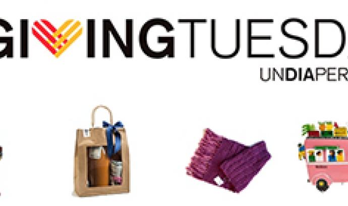 Regals que donen una oportunitat pel Giving Tuesday