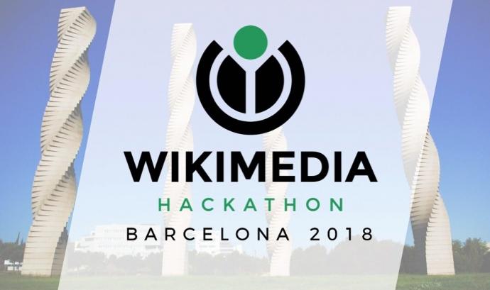 Wikimedia Hackathon Barcelona Font: Amical Wikimedia