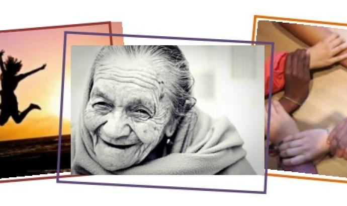 Projecte Nations and Generations amb persones grans.