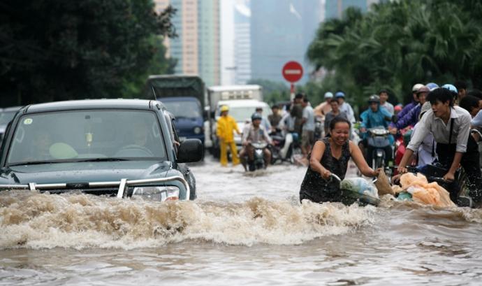Inundacions al Sudest asiàtic. Font: Wikimedia