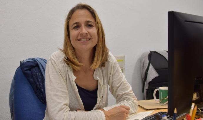 Marta Garcia, CEO d'Ecoserveis  Font: Ecoserveis