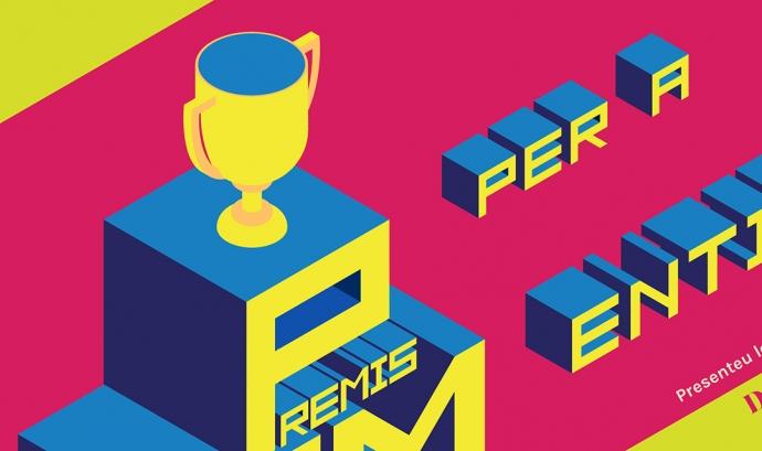 Els premis tenen tres categories valorades en 10.000€ cadascuna. Font: Ajuntament de Mataró