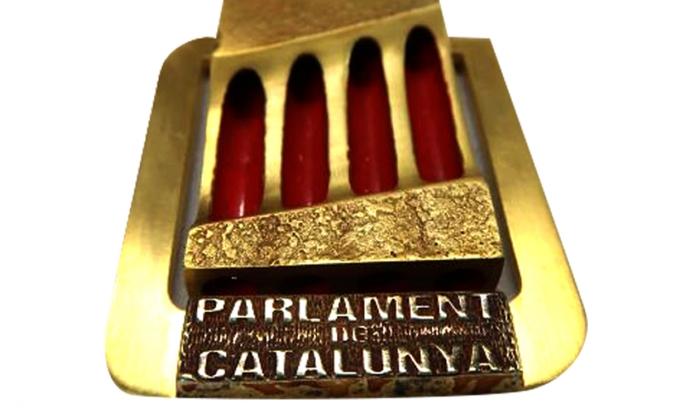 Medalla d'Honor de la Generalitat de Catalunya