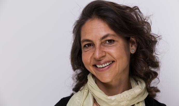 Mònica Moles, especialista en mindfulness i creixement personal. Font: Mònica Moles