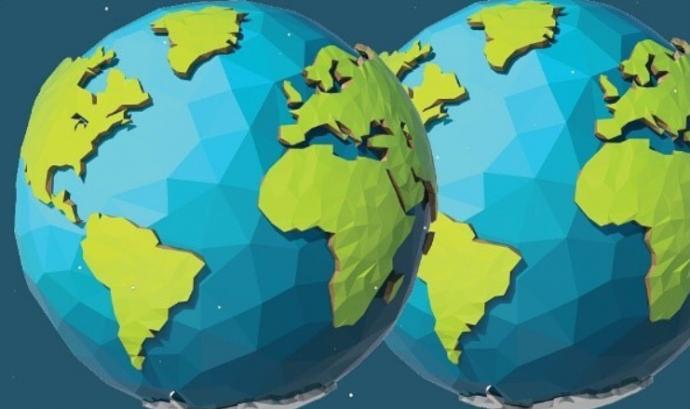 El 29 de juliol s'esgoten els recursos naturals amb els que el planeta hauria de viure tot l'any Font: Global Footprint Network