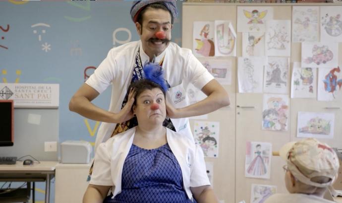 'La ceba que fa riure' captarà fons per l'entitat Pallapupas. Font: Pallapupas