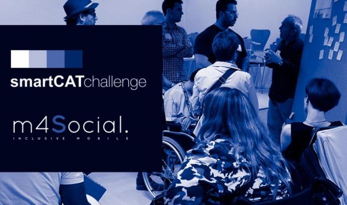 Imatge promocional de l'SmartCat Challenge que se celebrarà durant tot el 2017 Font: SmartCat Challenge