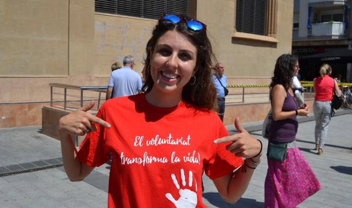 El lema de la 6a edició tornarà a ser 'El voluntariat transforma la vida'. Font: FCVS